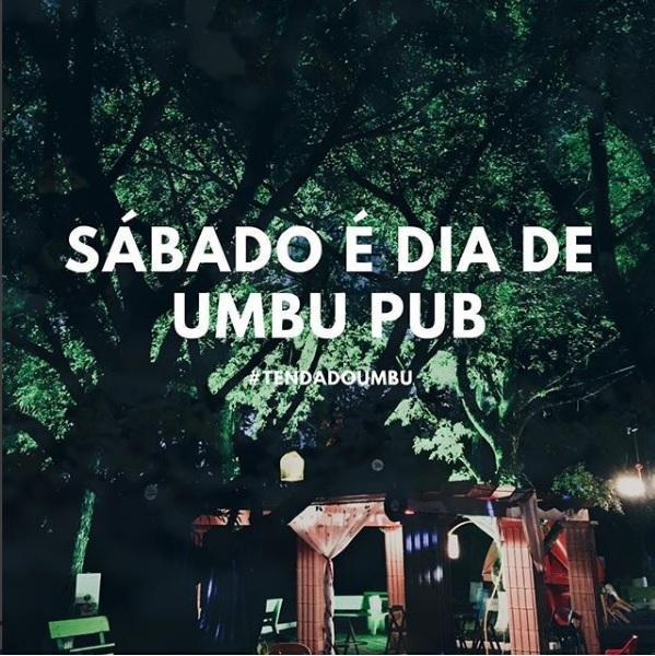 Retrospectiva 2017 da Tenda do Umbu - Umbu Pub